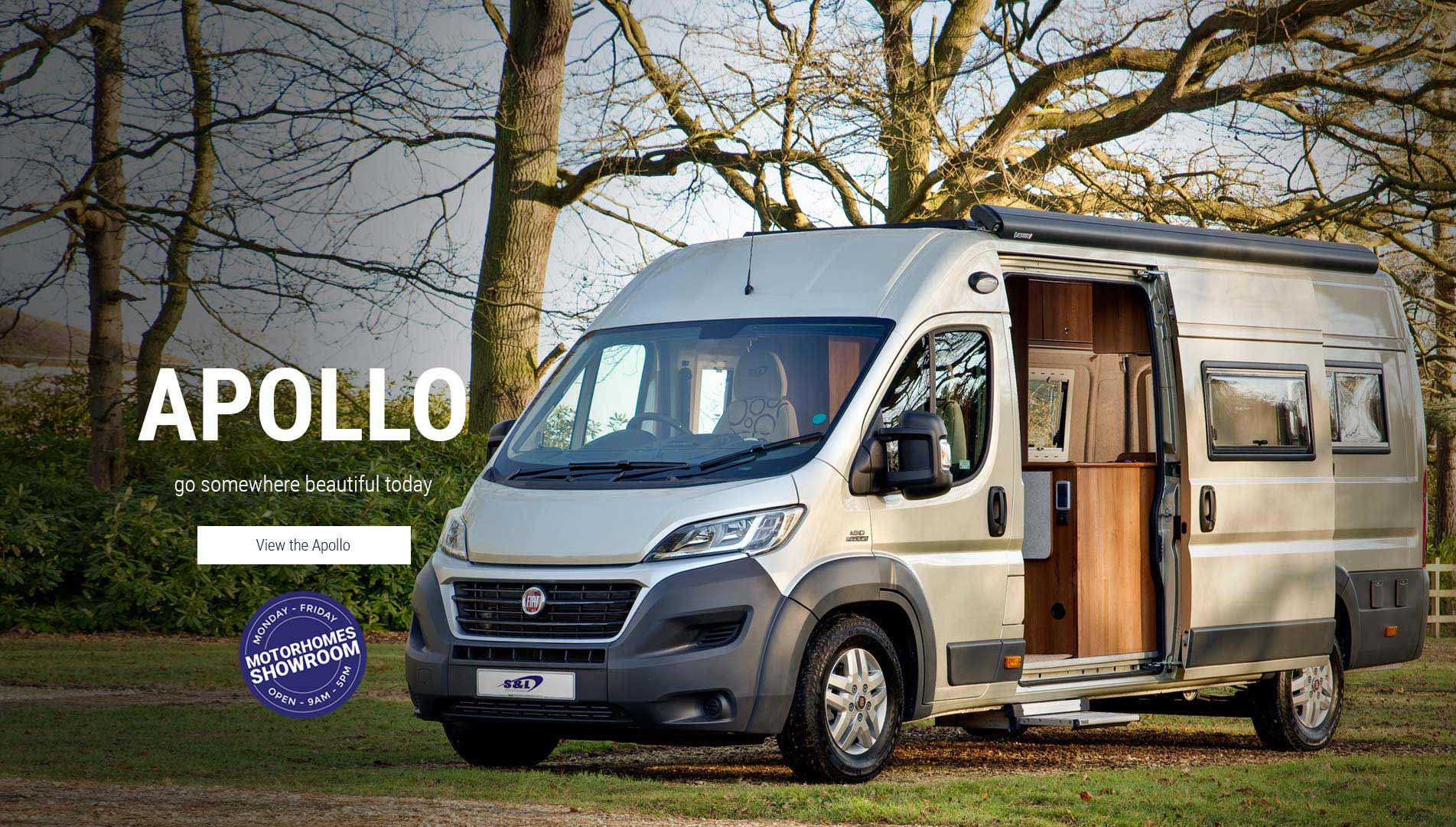 Apollo Motorhome