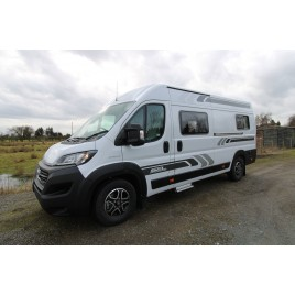 NOW SOLD. Available now, brand new and unregistered Apollo 6.4 rear lounge